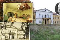 Sídlo po Heydrichovi je na prodej: Zámek  koupíte za 17 milionů!