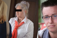 ONLINE: Lukáš Nečesaný byl podruhé odsouzen: Dostal 13 let!
