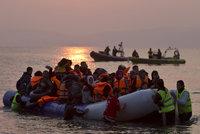 V Řecku se potopil člun s uprchlíky. Mezi mrtvými je i jedno dítě