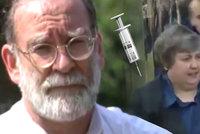 Sériový vrah Doktor Smrt: Zabil sám sebe, aby jeho žena zbohatla