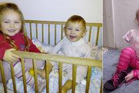 Lilienka (16 měsíců): Narodila se bez ručiček. Lékaři to rodičům před porodem neřekli