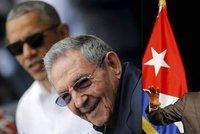 Obama na Kubě pohřbil pozůstatky studené války. Došlo i na lidská práva