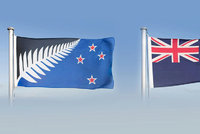 Svou starou za novou nevymění. Kapradí na státní vlajce Nový Zéland odmítl