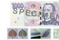 7b1ba875f Nebojte se odevzdat padělané bankovky. Tady je návod, jak je poznat