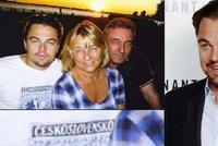 Leonardo DiCaprio v triku s nápisem Československo! Ta fotka podráždila řadu fanoušků! Proč?