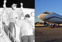 """Na letadlo s """"kluky z Nagana"""" vybrali přes milion. Záchrana stroje je blízko"""
