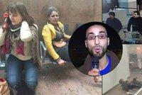 Dopadli třetího teroristu z bruselského letiště: Radikál pracoval jako novinář