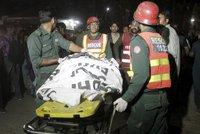 Výbuch na Velikonoce: Táliban zabil nejméně 69 Pákistánců, hlavně ženy a děti