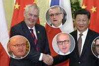 Odpudivé, horší než ortodoxní komunisté: Politikům vadí Zemanovy výroky o Číně