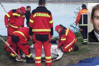 Tělo Ficova poradce vytáhli z Dunaje? Na břehu čekala jeho žena, on se topil