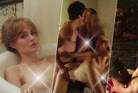 Tak ti se opravdu nestyděli! Přehled nejlepších erotických scén za rok 2015