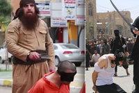 Islámský kat se odmaskoval: Je tohle Buldozer, který seká dětem ruce?