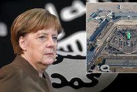ISIS hrozí Merkelové: Udeřte na německá letiště a sídlo kancléřky
