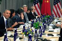USA a Čína jednaly o jaderné bezpečnosti. Chtějí bojovat proti pašování