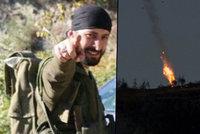 Turci zatkli muže, který popravil ruského pilota. Spolu s ním je v poutech 13 bojovníků