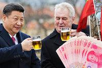 Co přinesou běžným Čechům čínské miliardy? Letos nic, za pár let možná práci