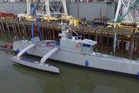 USA vypustí nové námořní drony. Ruské ponorky dokáží stopovat i několik měsíců