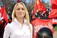Babišova europoslankyně zostra: Zemanovy klíny, čínská pachuť a evropská CIA