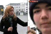 Evropská bašta islamistů Molebeek: Útočníci kopali do novináře v přímém přenosu