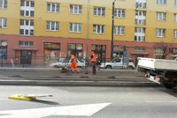 Tramvajové komplikace mezi Nuslemi a Vršovicemi: Tři linky pojedou jinak