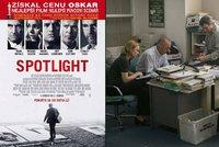 Šokující příběh odhalují novináři voscarovém filmu Spotlight
