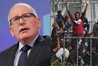 """""""Bruselská jezinka. Eurozmatek,"""" zuří politici. Evropa se ohání novými kvótami"""