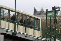 Lanovka na Petřín znovu v provozu. Rekonstrukce vyšla na 24 milionů