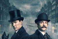 ČT nakupovala: Diváky potěší čtvrtá řada seriálu Sherlock i seriály Kettering Incident nebo Happy Valley