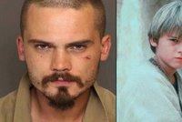 Hvězda Star Wars skončila na psychiatrii! Představitel Anakina trpí duševní poruchou