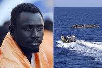 Řekové si oddechli od uprchlíků, Italové jich za 48 hodin zachránili 4 tisíce