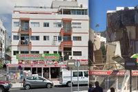 V turistickém rezortu na Tenerife se zřítila budova: Nejspíš dva mrtví a až 15 lidí nezvěstných