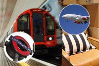 Jízda metrem v Londýně je dražší, než letět první třídou! Spočítal to britský politik
