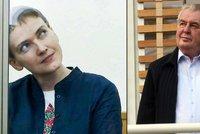 """Politický proces s letkyní Savčenkovou? """"Nejsem Vševěd,"""" říká Zeman"""