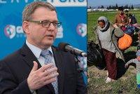"""""""Češi vidí, že kvóty nefungují. Uprchlíci u nás být nechtějí,"""" říká Zaorálek"""