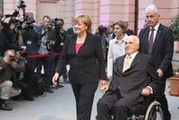 Zemřel bývalý kancléř Helmut Kohl. Německo se zahalilo do smutku