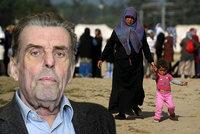 Sokol: V našem domě bych Syřany nechtěl. Ale uprchlická hysterie není namístě