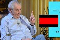 Heraldik opravil Zemana: Sudetoněmecká vlajka existuje. Vznikla kvůli Čechům