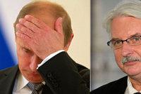 Rusko je horší než Islámský stát. Je větší hrozbou, tvrdí polský ministr