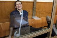 Poletí Savčenková domů? Porošenko se na jejím propuštění prý dohodl s Putinem