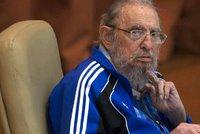 Cítí Fidel Castro smrt? Komunistům řekl, že se další pětiletky asi nedožije