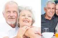 Velký průzkum seniorů vyvrací mýty a pověry: Důchodci se milují 4x v měsíci!