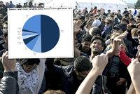 """Česko s azyly """"škudlí"""". Loni jich udělilo 460, nejštědřejší bylo k Ukrajincům"""