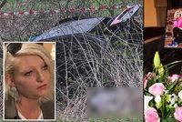 Kristýna z Prostřeno zemřela při závodění na silnici: Auto ze smrtící honičky jí přijelo na pohřeb
