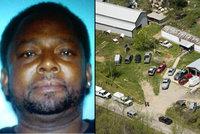 Rodinné masakry v Americe: Pět mrtvých při střelbě v Georgii a osm mrtvých v Ohiu