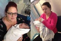 Britka se stala v 31 babičkou, vnouče jí porodila 14letá dcera