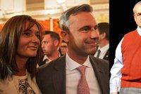 Nasr*ní voliči promluvili, míní Schwarzenberg. Rakousko varovalo Merkelovou