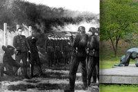 Tady zavraždili 463 mužů a 76 žen! Kobyliská střelnice v Praze prochází obnovou