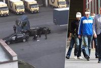 Zatýkání na České poště: Zaměstnance odvedla policie kvůli škodě za miliony