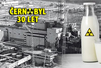 30 let od výbuchu Černobylu: Běloruské mléko je dodnes radioaktivní!