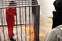 Zpověď džihádisty: Čtyři měsíce v pekle, musel jsem se dívat na upálení pilota